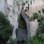 "Syrakus auf Sizilien (I) – Parco Archeologico della Neapoli (Kalksteinhöhle ""Ohr des Dionysios"")"