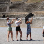 Pompei (I) – In den Ruinen des 79 n. Chr. verschütteten Pompeji