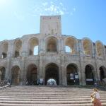 Arles (F) – Das Amphitheater von Arles