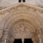 Arles (F) – Das Portal der Kathedrale