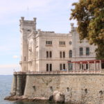 Triest (I) – Das Schloss Miramare