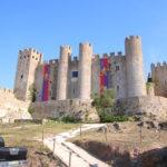Óbidos (P) – Die Burg Castelo de Óbidos