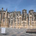 Batalha (P) – Das Kloster von Batalha am Tag