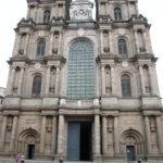 Rennes (F) – Die Kathedrale von Rennes