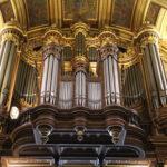 Rennes (F) – Die Orgel der Kathedrale von Rennes
