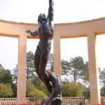 Colleville-sur-Mer (F) – Auf dem Amerikanischen Soldatenfriedhof in Colleville-sur-Mer