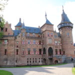 Haarzuilens (NL) – märchenhaftes Wasserschloss – Kasteel De Haar